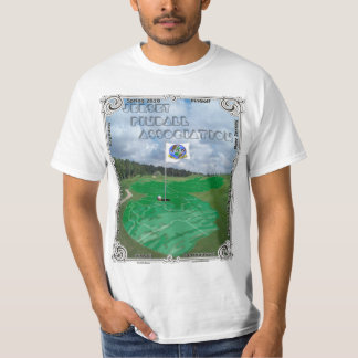 Jersey Pinball Association PinGolf - Spring 2010 T-Shirt