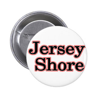 Jersey Shore 6 Cm Round Badge