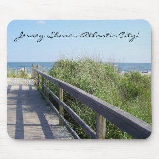 Jersey Shore...Atlantic City! Mouse Pad