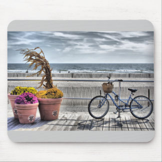 Jersey Shore Boardwalk HDR Mouse Pad
