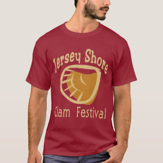 Jersey Shore Clam Festival 2 T-Shirt