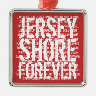 Jersey Shore Forever Ornament