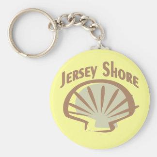Jersey Shore Key Ring