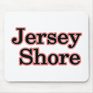 Jersey Shore Mouse Pad