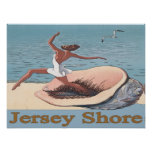Jersey Shore, Shell Poster