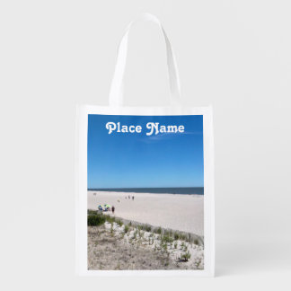 Jersey Shore Reusable Grocery Bags