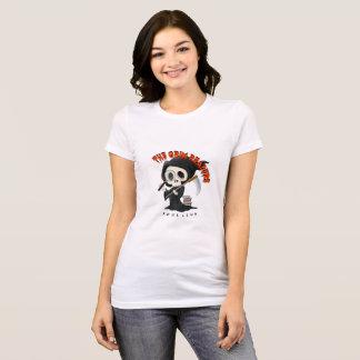 Jersey T-Shirt, Large Reader T-Shirt