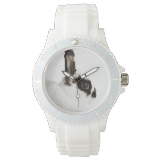 Jersey Wooly Rabbit Watch