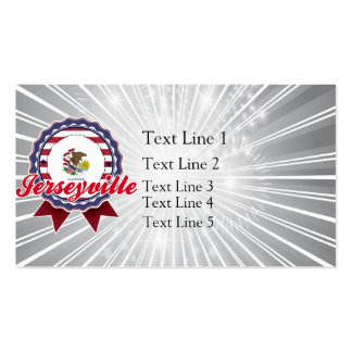 Jerseyville, IL Business Card Templates