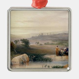Jerusalem, April 1839, plate 22 from Volume I of ' Christmas Ornament