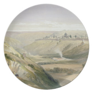 Jerusalem, April 5th 1839, plate 18 from Volume I