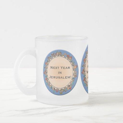 Jerusalem At Last (Drinkware) Coffee Mugs