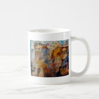 Jerusalem Basic White Mug