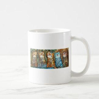 Jerusalem cats coffee mug
