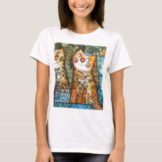 Jerusalem cats T-Shirt