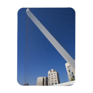 Jerusalem Chords Bridge Magnet