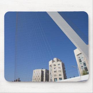 Jerusalem Chords Bridge Mouse Mat