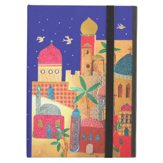 Jerusalem City Colorful Art iPad Air Cover