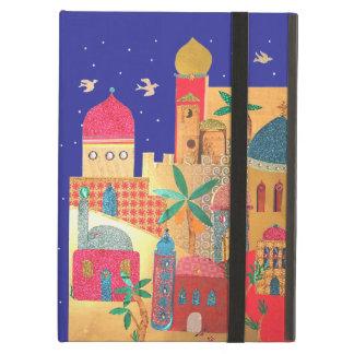 Jerusalem City Colorful Art iPad Air Cover