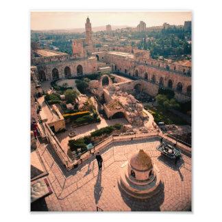 Jerusalem - City of David Photograph