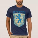 Jerusalem Coat of Arms T-Shirt