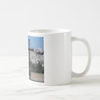 Jerusalem for Christians Basic White Mug