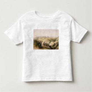 Jerusalem from the Mount of Olives, April 8th 1839 Toddler T-Shirt