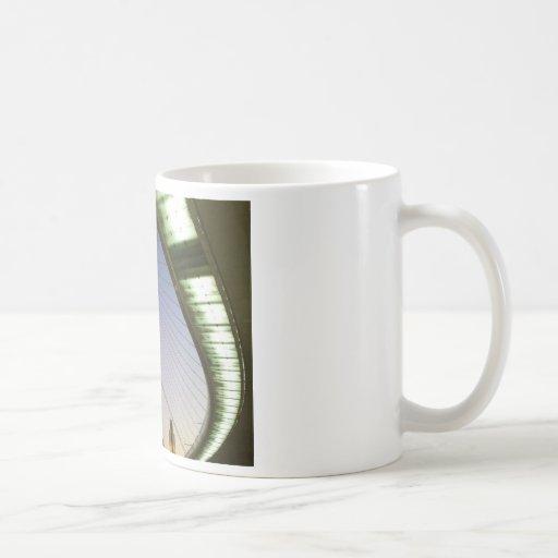 Jerusalem Harp Bridge Coffee Mugs