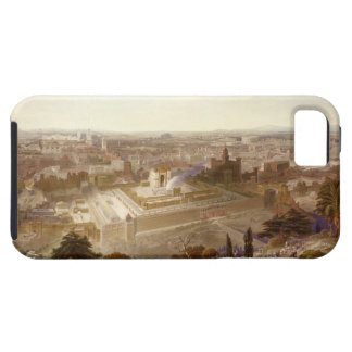 Jerusalem in her Grandeur, engraved by Charles Mot Case For The iPhone 5