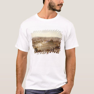 Jerusalem in her Grandeur, engraved by Charles Mot T-Shirt