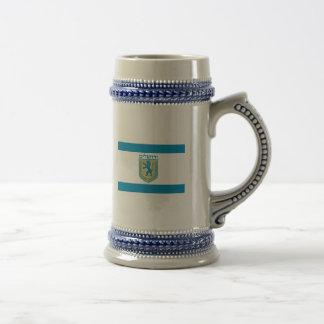 Jerusalem Israel Coffee Mugs