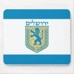 Jerusalem, Israel Mouse Pad