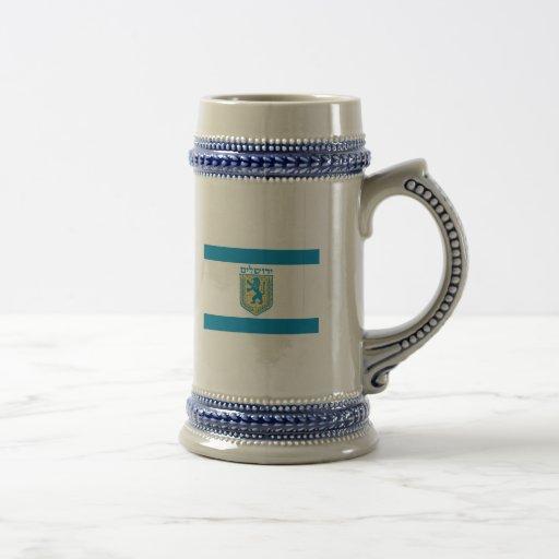 Jerusalem, Israel Coffee Mugs