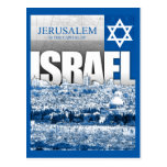 Jerusalem, Israel Postcard