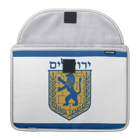 Jerusalem, Israel Sleeve For MacBook Pro