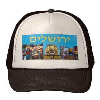 Jerusalem Mesh Hat