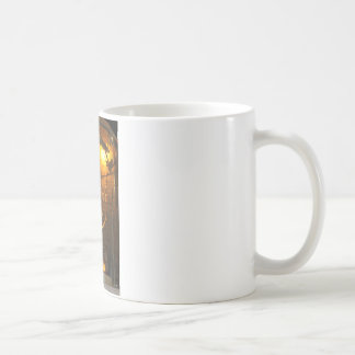 jerusalem old city coffee mug