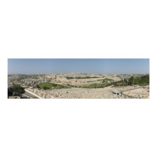 Jerusalem Art Photo