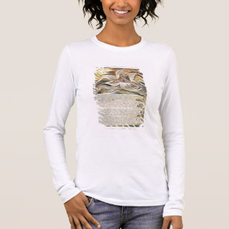 Jerusalem, plate 28 from chapter 2 (relief etching long sleeve T-Shirt
