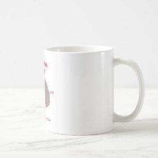 Jerusalem Pork Basic White Mug