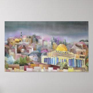 Jerusalem Posters