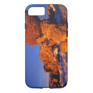 Jerusalem Rocks in Winter near Sweetgrass iPhone 8/7 Case