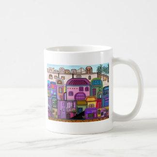 Jerusalem Tapestry Mug