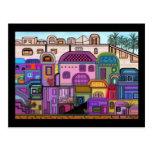 Jerusalem Tapestry Postcard