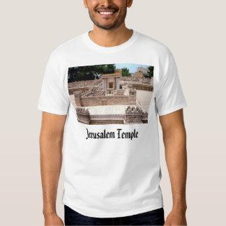 Jerusalem Temple, Jerusalem Temple T Shirt