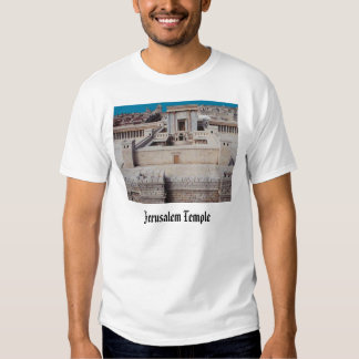 Jerusalem Temple , Jerusalem Temple T-shirts