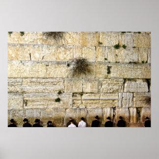Jerusalem Temple Poster