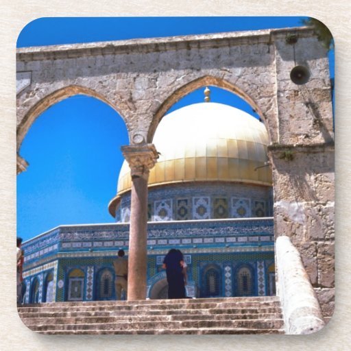 Jerusalem, the Dome of the Rock Coasters