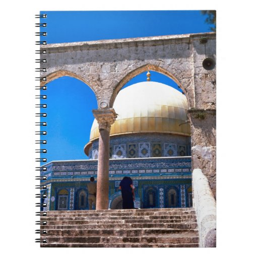 Jerusalem, the Dome of the Rock Journal