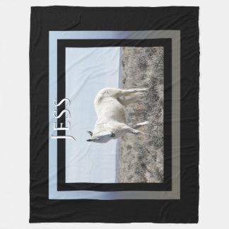 Jess Fleece Blanket